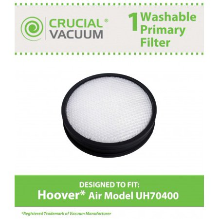 Hoover Air Model Primary Washable Filter, Part # 303903001