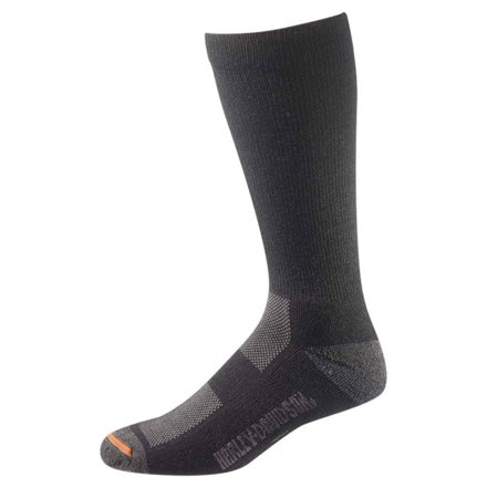 Harley-Davidson Men's Vented Performance Riding Socks D99975970-001, Harley