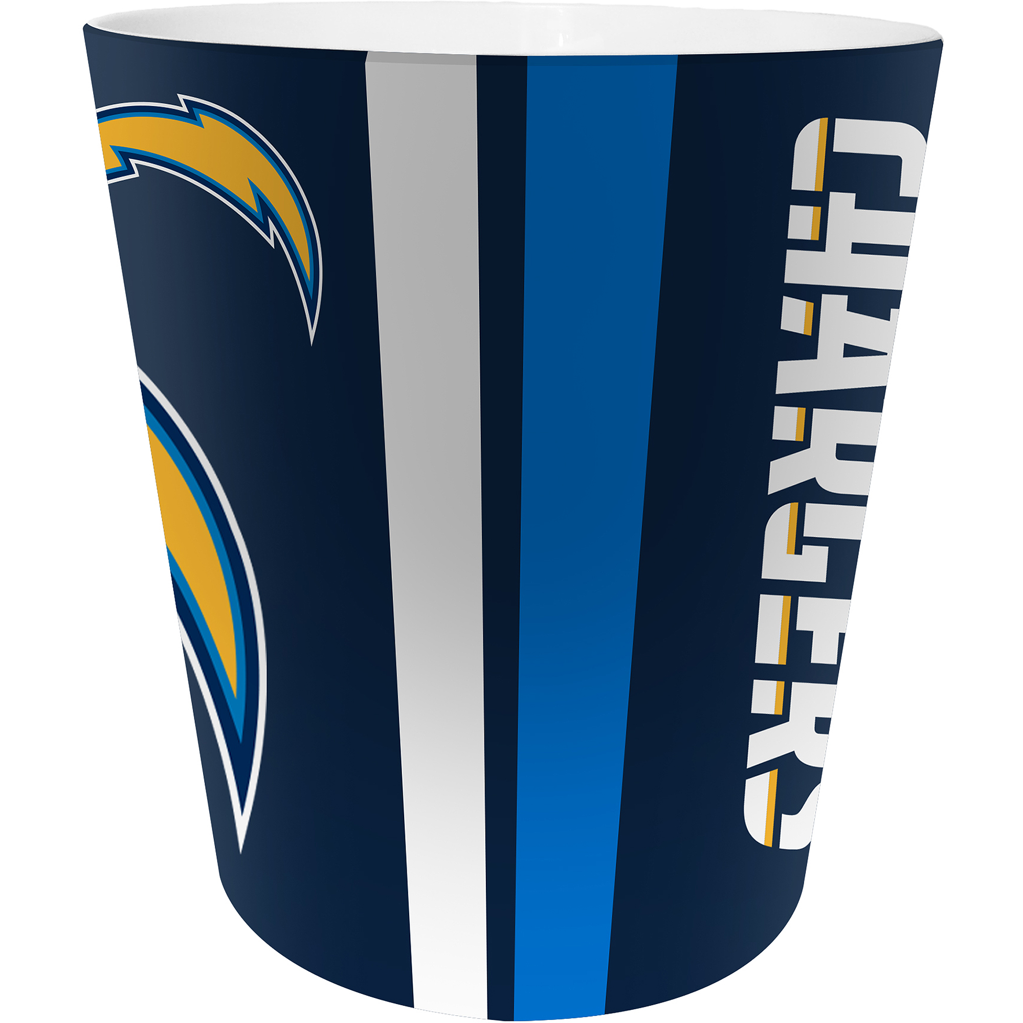 NFL San Diego Chargers Decorative Bath Collection - Wastecan