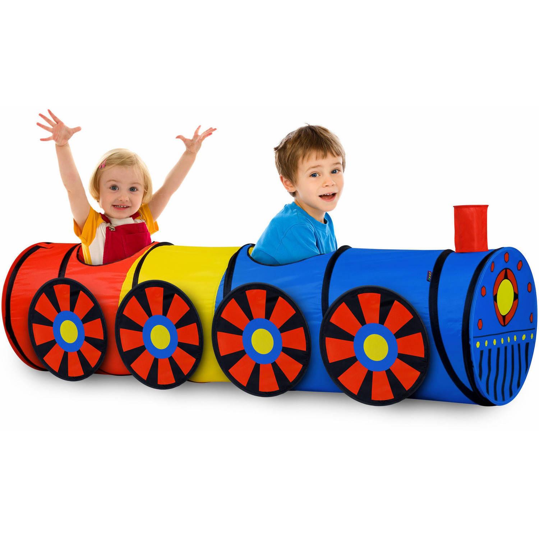 Chug 'n' Roll Train Play Tunnel