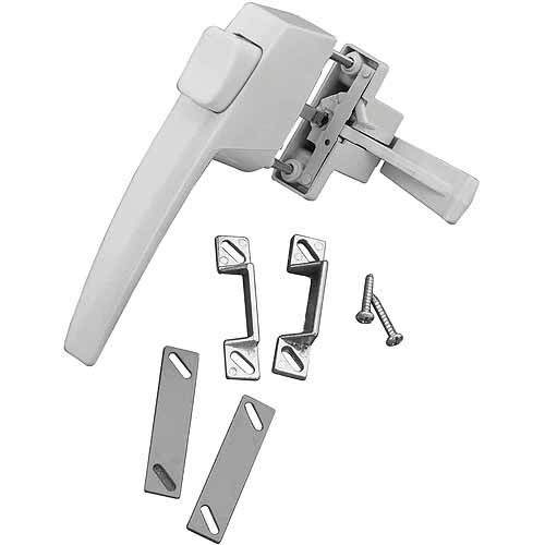 Wright Products VF333 Screen and Storm Door Pushbutton Latch
