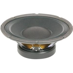10-in Bass Guitar Speaker  500W Max  8 ohms w/Aluminum voice coil