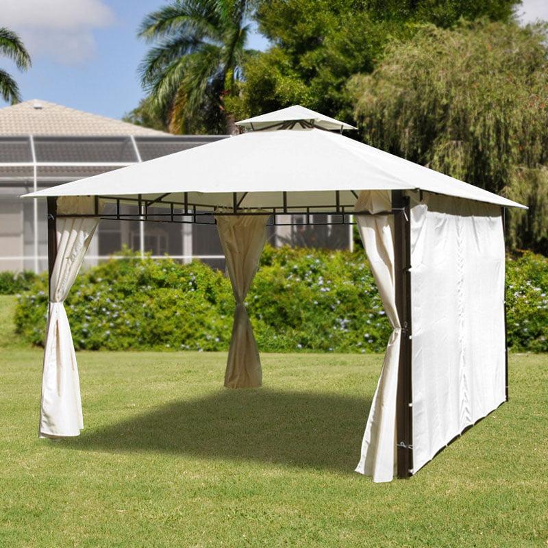 Garden Winds Replacement Canopy for Casablanca Gazebo - R...