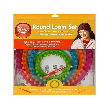 Knitters Loom (Boye Circular Loom Tool Set, 1)