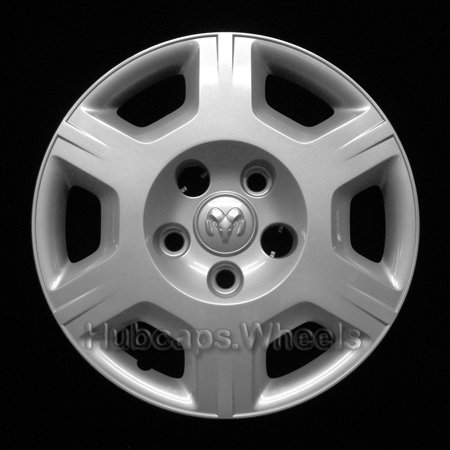 OEM Genuine Wheel Cover Fits 2009-2012 Dodge Journey - Professionally Refinished Like New - 16in Replacement Single Hubcap Dodge Intrepid Wheel Cover