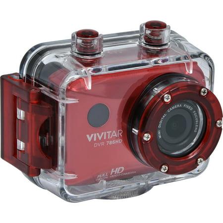 Vivitar DVR786HD 1080p HD Waterproof Action Video Camera Camcorder ...