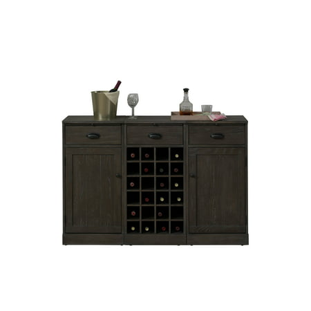 Valencia Wine Cabinet 3 Piece Unit (Left, Right, Center)