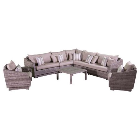 Sectional Table Blue Chat Cu