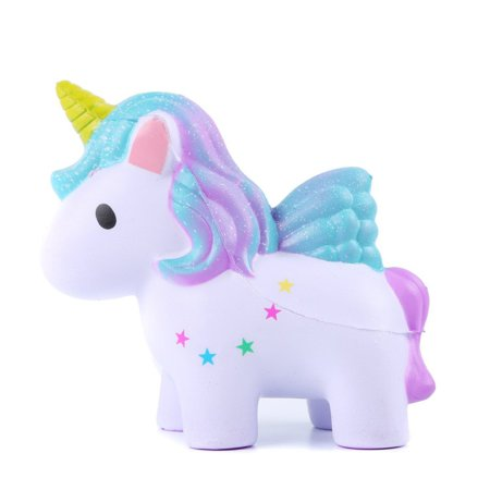 Squishies Unicorn Donut Unicorn Cake Unicorn Anti Stress Slow Rising Toys Prime Kawaii Animal