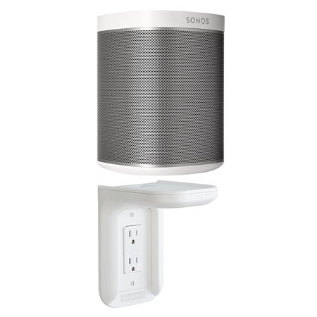 Sonos PLAY:1 All-In-One Compact Wireless Music Streaming Speaker with Outlet