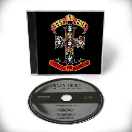 Guns N' Roses - Appetite For Destruction (Remastered) (Explicit)