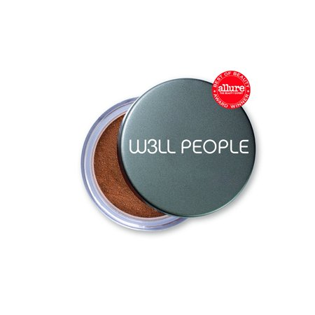 Bronzer Bio Powder, 0.2 OZ, Free From: Artificial Preservatives, Parabens, Chemicals, Dyes, Fragrance, Silicone, Dimethicone, Pthalates, Sulphates,.., By W3LL PEOPLE ()