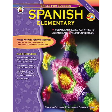Spanish, Grades K - 5 : Elementary (Almond Elementary)