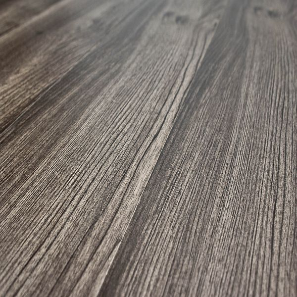 Silvered Oak 12.3 mm laminate flooring knife pattern finish 23.23 sq. ft/box