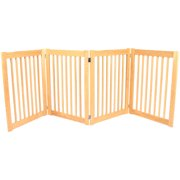 Dynamic Accents Amish Handcrafted 32'' Outdoor Pet Gate