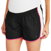 Danskin Now Maternity Woven Running Shorts