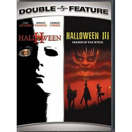 Halloween II / Halloween III: Season Of The Witch (DVD)