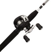 Shakespeare Alpha Low Profile Fishing Rod and Baitcast Reel Combo by Shakespeare