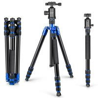 Neewer Alluminum Alloy 65 inches/165 centimeters Tripod Monopod