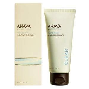 Bath & Body-Ahava Purifying Mud Mask-3.4oz