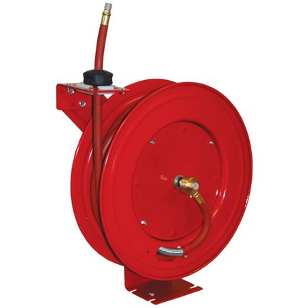 "Atd Tools ATD-31166 3/8"" X 50 Ft. Retractable Air Hose Reel"