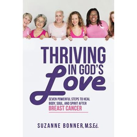 Thriving in God's Love : Seven Powerful Steps to Heal Body, Soul, and Spirit After Breast - Spirit Halloween Step Pad