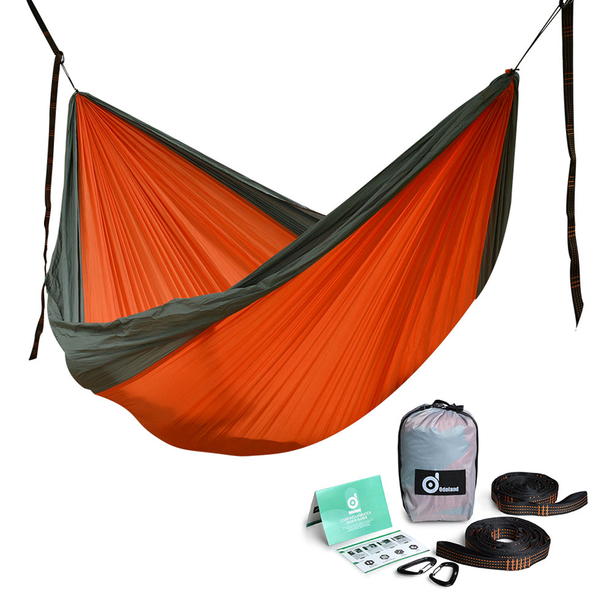 AGPtek Double Large Camping Hammock Lightweight Portable Hammock for Backpacking Travel Beach Yard