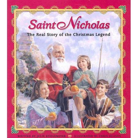 Saint Nicholas : The Real Story of the Christmas - The Real Story Of Halloween Imdb