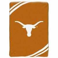 Texas Longhorns Blanket 60x80 Raschel