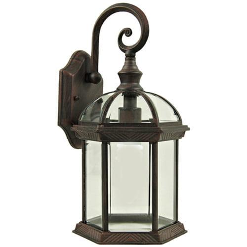 Adalyn 1 Light Exterior Lighting in Venetian Bronze