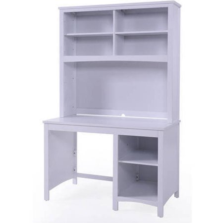 and gardens kids panama beach desk with hutch white