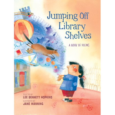 Jumping Off Library Shelves - Off The Shelf Reviews Halloween
