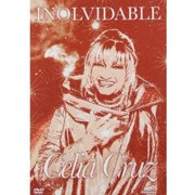 Celia Cruz: Inolvidable (Music DVD) (Widescreen) by