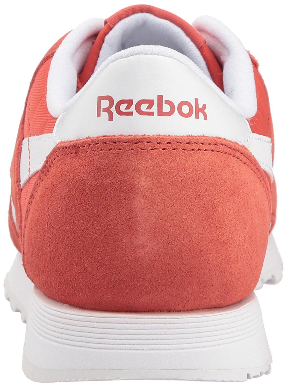 2b750b9c9ed Reebok - Reebok BS9377  Women s CL Nylon Neutrals Clay Tint White Sneaker  (8.5 B(M) US