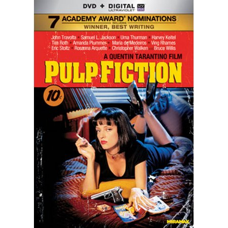 Pulp Fiction (DVD) (Pulp Fiction Halloween Outfit)