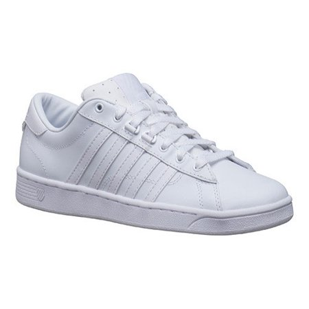 K-Swiss Women's Hoke Cmf Sneaker, White/White, Size (K Swiss Womens Tubes Run 100 Athletic Shoe)