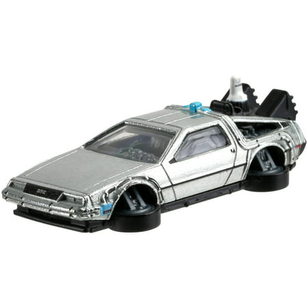- Hot Wheels Back to the Future II Time Machine Vehicle