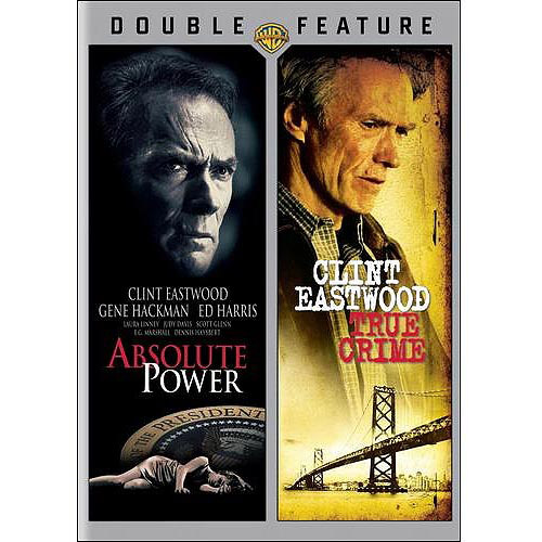 Absolute Power / True Crime (Widescreen)