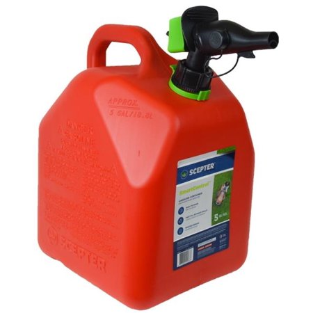 Scepter 5 Gallon Smart Control Gas Can