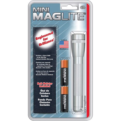 MAG Instrument AA Mini Maglite Flashlight Holster Pack