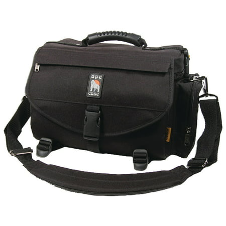Pro Series Camera Bag - Ape Case ACPRO1200 Pro Messenger-Style Camera Bag (Medium)