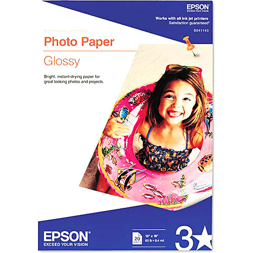 Epson S041143 Photographic Papers