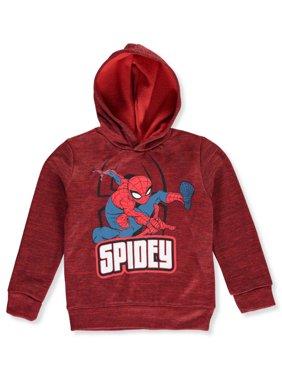 Marvel Spider-Man Boys' Spidey Fleece Pullover Hoodie