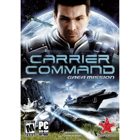 Image of CARRIER COMMAND: GAEA MISSION NLA PC ACTION