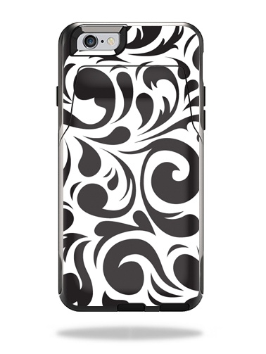 Mightyskins Protective Vinyl Skin Decal For Otterbox Commuter Iphone