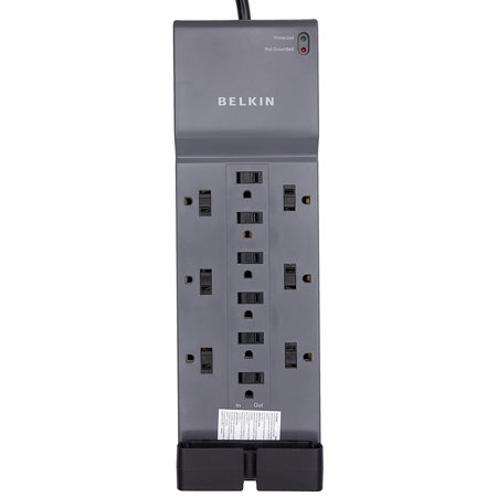Belkin 12 Outlet Surge Protector with Phone Protection