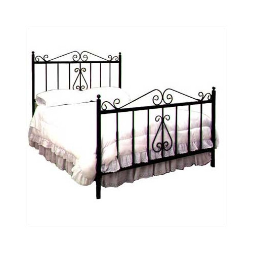 Grace Collection French Panel Bed