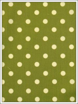 Amarillo Dining Armchair in Urban Mahogany-Fabric:Polka Dots on Green by Boca Rattan