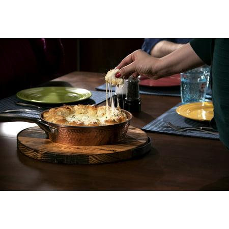 Gotham Steel Hammered 10 Piece Hammered Cookware Set, Oven Safe, Dishwasher Safe - Elegant Pots & Pans