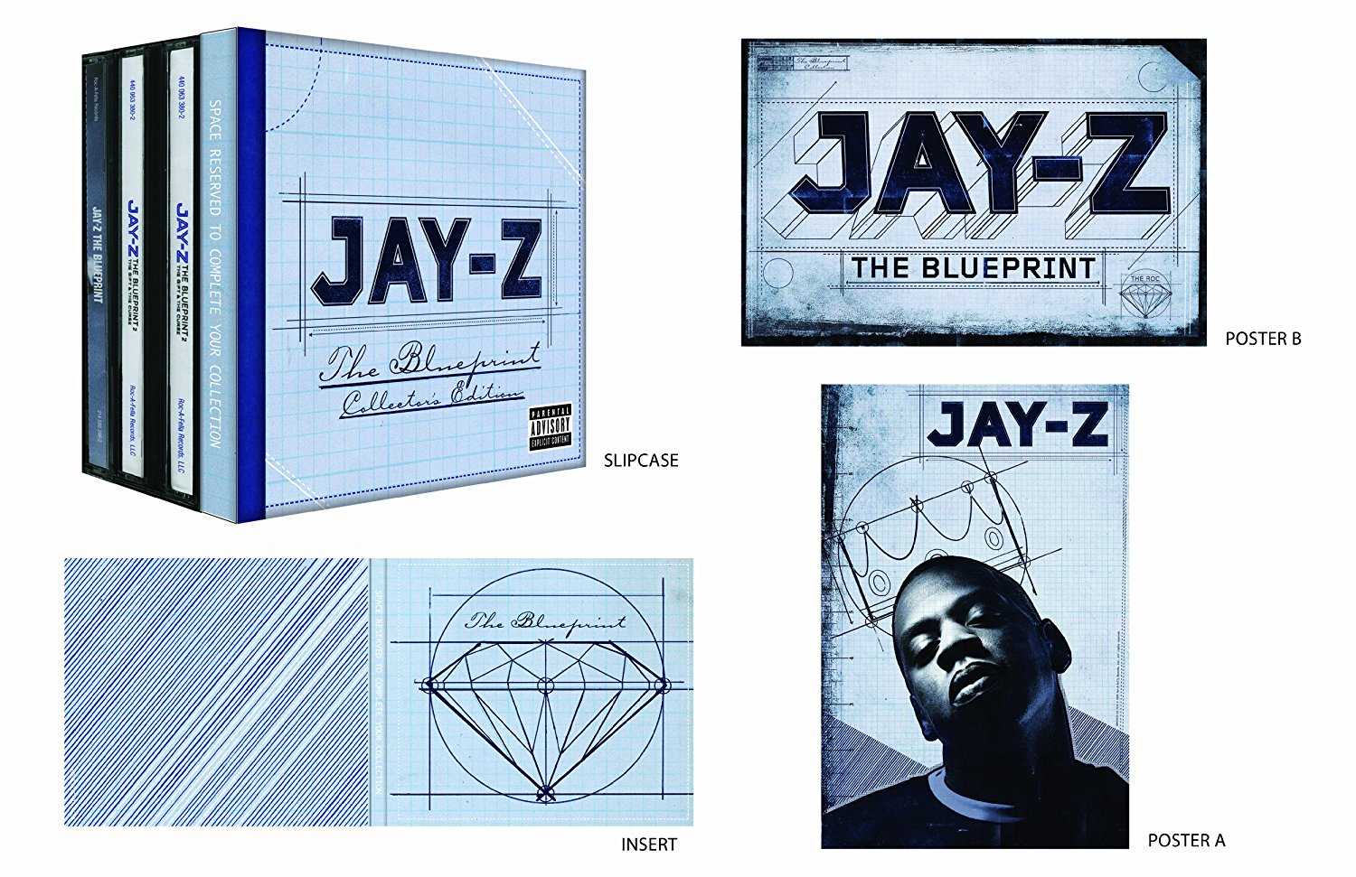 The blueprint collectors edition by jay z walmart malvernweather Image collections
